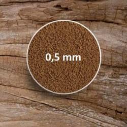 Tenyésztői haltáp (0.5 mm szemcsenagyság)