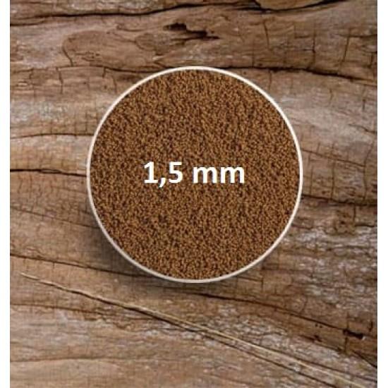 Tenyésztői haltáp 100ml (1.5 mm szemcsenagyság)