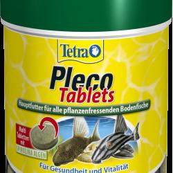 Tetra Pleco tablets 58 tab/18g/30ml- spirulinás tabletta talajlakóknak