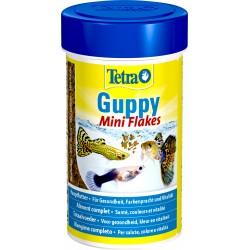 Tetra Guppy Mini Flakes 100ml-lemezes haltáp guppiknak