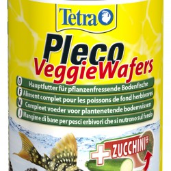 TetraPleco Veggie Wafers 100ml