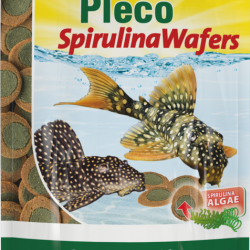 TetraPleco SpirulinaWafers 15g