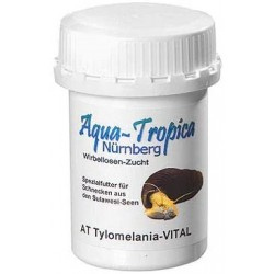 Tropical  Tylomelania-vital snail food- 35g
