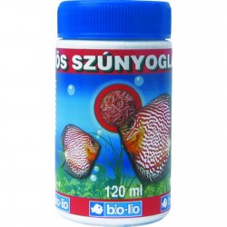 Haltáp-Bio-Lio vörös szúnyoglárva 120ml