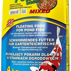 Tropical POND sticks MIX (4Kg/50liter)