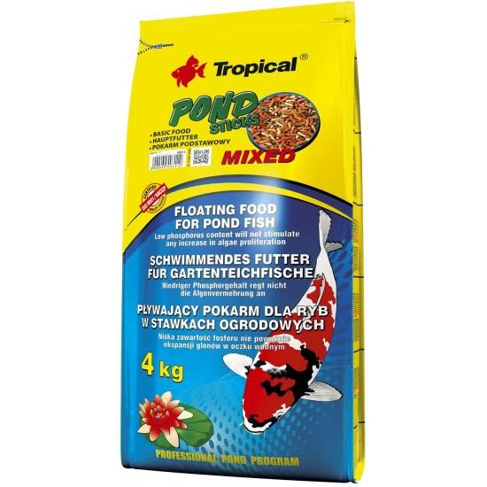Tropical POND sticks MIX (4Kg/50liter)