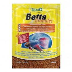 Tetra Betta Granules 5g- betták számára  - szemcsés haltáp