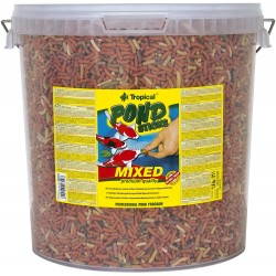 TROPICAL POND STICKS MIX (5l,430G)
