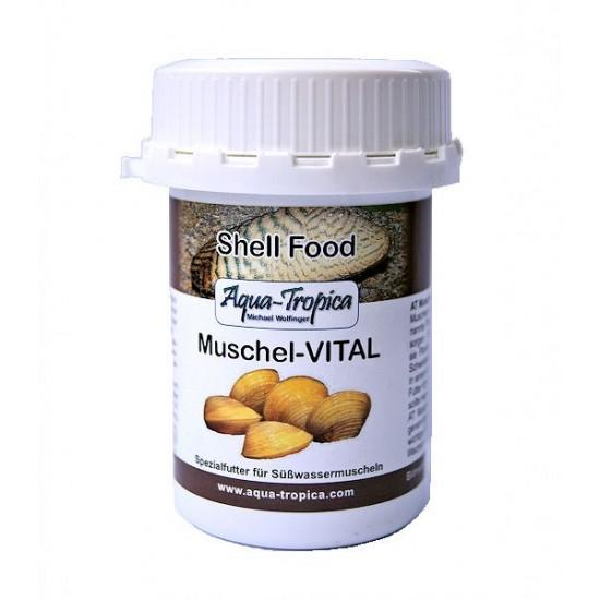 Aqua-Tropica Muschel-VITAL 40g- kagylók számára
