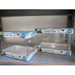 Akvárium 13 L Nano- Ista Diamant Glass