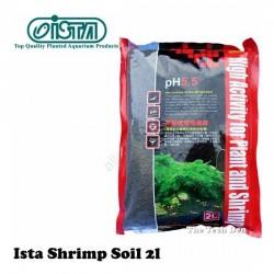 Akvárium talaj- Ista talaj garnéláknak A 1-3 mm 2L 5,5 pH
