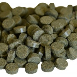Haltáp-Spirulinás tablettás táp ( 8 mm-es tabletta ) 250ml