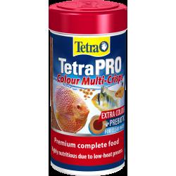 Tetra Pro Colour Multi-Crisps - 250ml -színfokozó díszhaltáp