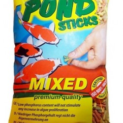 TROPICAL POND STICKS MIX (1000ml,90g)