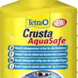 Tetra Crusta Aquasafe vízelőkészítő 100ml- garnélák, rákok és csigák vízének vízelőkészítéséhez