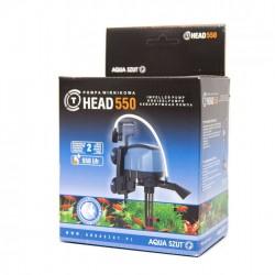 Aqua szut t-head motoros fej 550 l/h