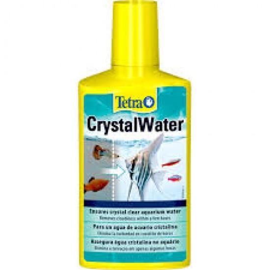 Tetra Crystal Water 250ml- víz kezelő és tisztító folyadék