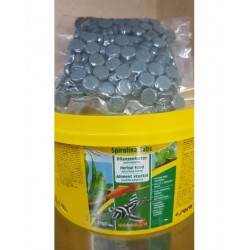 Sera Spirulina tabletta 100 ml (UTÁNTÖLTŐ CSOMAG)
