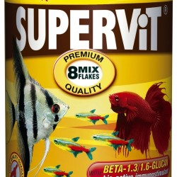 Tropical Supervit lemezes  díszhaltáp -  100ml /20 g-os