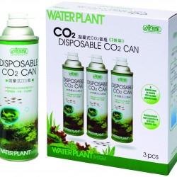 Ista CO2 utántöltő spray eldobható palack diffúzer szetthez (3 db)