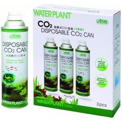 CO2 utántöltő spray eldobható palack diffúzer szetthez (3 db) (ISTA)